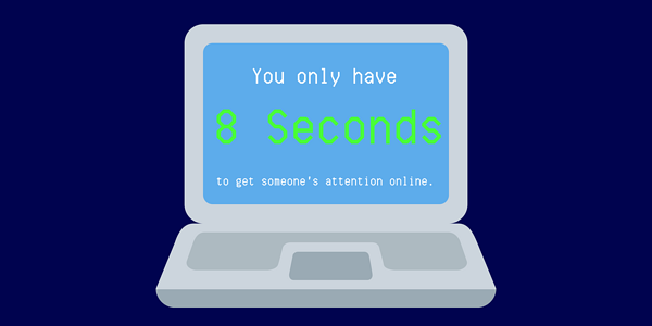 Computer Infographics 8 Seconds