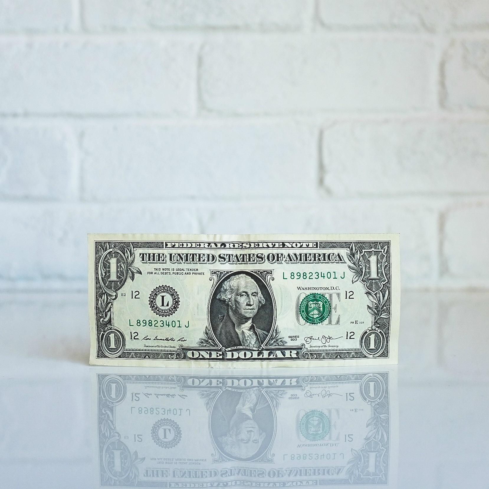 dollar white bricks